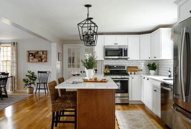 Traditional Kitchen by J.P. Hoffman Design Build