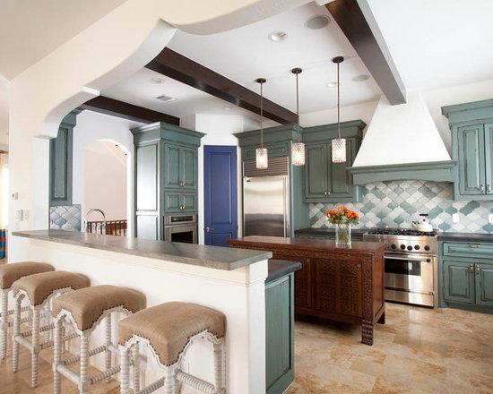 25 best moroccan style kitchen ideas & designs | houzz