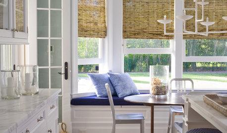 Great Ways to Dress a Bay Window