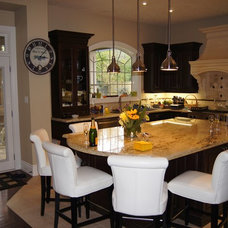 Traditional Kitchen by The Expert Touch Interiors