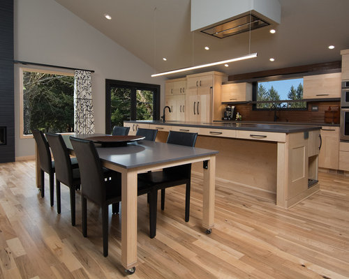 Rolling Dining Table Ideas, Pictures, Remodel and Decor
