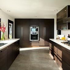 Contemporary Kitchen by Michael Kelley Photography