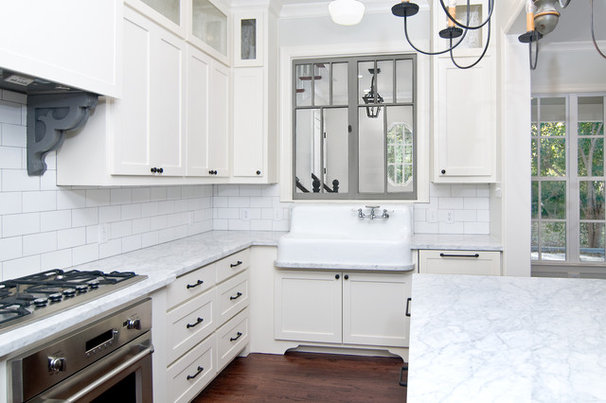 Traditional Kitchen by Todd Bonneau Homes