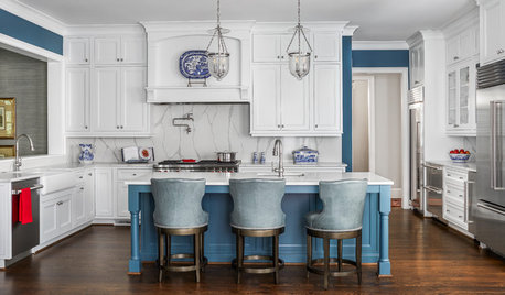 New This Week: 4 Kitchens With Balanced Color Schemes