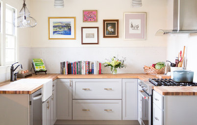 7 Small U-Shaped Kitchens Brimming With Ideas