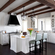 Traditional Kitchen by Heather Scott Home & Design