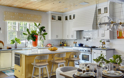 New This Week: Color Is a Key Ingredient in These 4 Kitchens