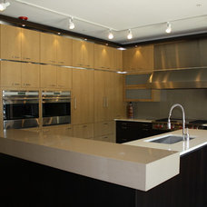 Contemporary Kitchen by Artistic Kitchens & Baths, CKD, CAPS, NKBA, ASID
