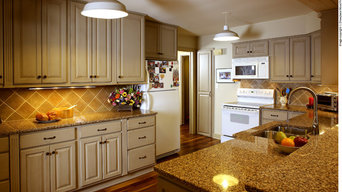 Southern style Kitchen Remodel - after