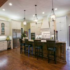 Rustic Kitchen by Terry M. Elston, Builder