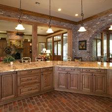 Traditional Kitchen by Kitchen & Bath Cottage