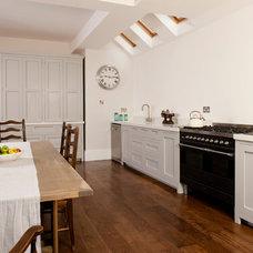 Contemporary Kitchen by Higham Furniture