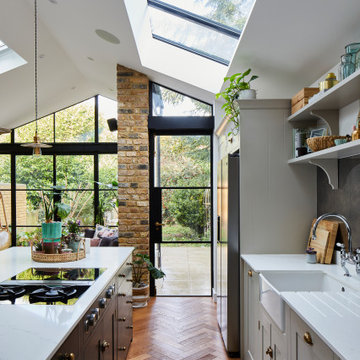 Southgate, North London Extension and Renovation