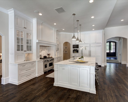 Mediterranean Dallas Kitchen Design Ideas Remodel