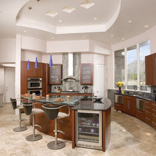 Contemporary Kitchen by Soloway Designs Inc.