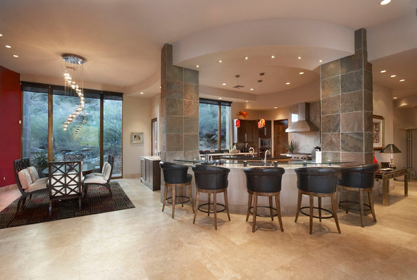 Southwestern Kitchen by Soloway Designs Inc   Architecture + Interiors