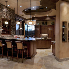 Traditional Kitchen by Soloway Designs Inc.