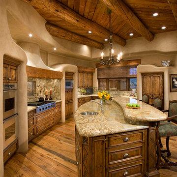 Southwest style by R-NET Custom Homes