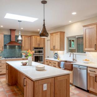 Southwest Style Kitchen