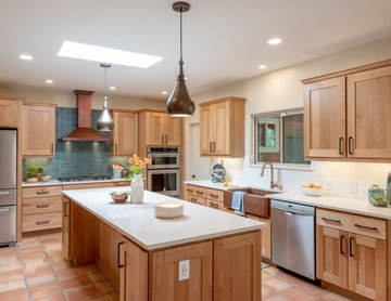 Southwest Style Kitchen
