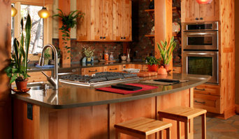 Southwestern Style Chef's Kitchen