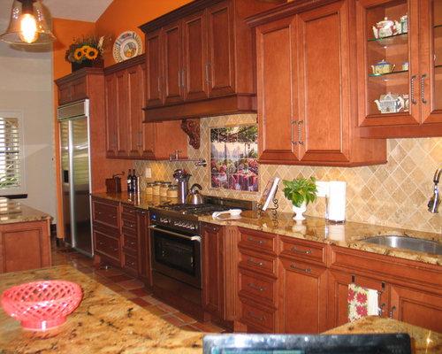 Southwestern Kitchen Cabinets southwestern style kitchen | houzz
