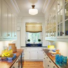 Cottage Kitchen Lighting