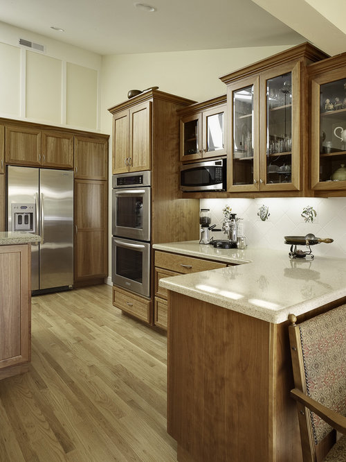 Lower Cabinet Microwave Oven | Houzz