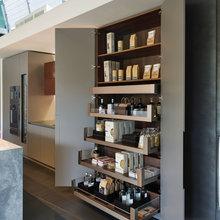 Kitchen Storage & Detailing