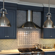 Contemporary Kitchen by Pratt and Larson Ceramics