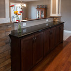 A.S.D. Interiors kitchen remodel - Contemporary - Kitchen ...