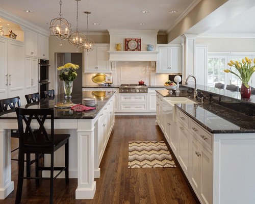 pictures of hardwood floors in kitchens top 20 traditional u shaped kitchen ideas amp designs houzz 9102