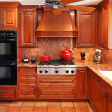 Mediterranean Kitchen by LIFESTYLE KITCHENS by The Kitchen Lady