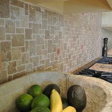 Mediterranean Kitchen by Todd Bonneau Homes