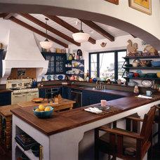 Mediterranean Kitchen by Lewin Wertheimer