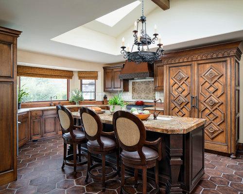 Custom Ceramic Tile Design Ideas & Remodel Pictures | Houzz