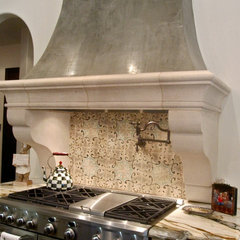 mediterranean kitchen by Design Studio2010, LLC