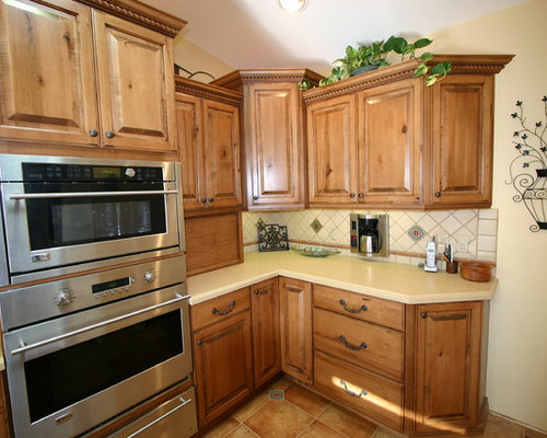 Two Tone Kitchen Cabinets Home Design Ideas, Pictures ...