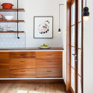 Spanish Modern by Popp Littrell Architecture + Interiors
