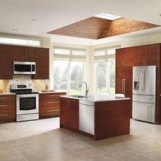 Contemporary Kitchen by Samsung