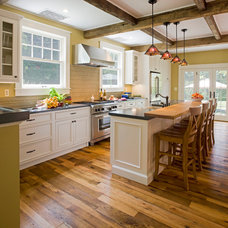Craftsman Kitchen by Greenleaf Construction