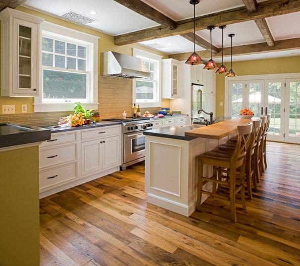 Craftsman Kitchen by Greenleaf Construction