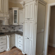 Traditional Kitchen by Signature Cabinets