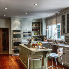 traditional kitchen by Auburndale Builders