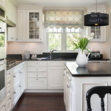 Traditional Kitchen by Digs Design Company