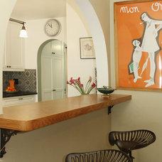 Mediterranean Kitchen by Design Vidal
