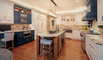Spice and Blue Colonial Elegance