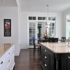 Traditional Kitchen by Perrone Construction