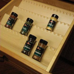 Spice Drawer Insert