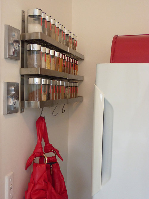 Spice Rack Home Design Ideas, Pictures, Remodel and Decor
